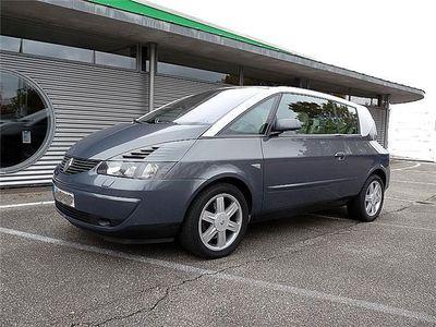 gebraucht Renault Avantime 2003 Zweiliter-Turbomotor mit 163 PS selten