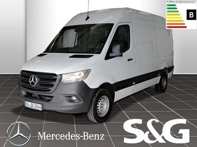 gebraucht Mercedes Sprinter 316 CDI Kasten Hochdach Standard AHK