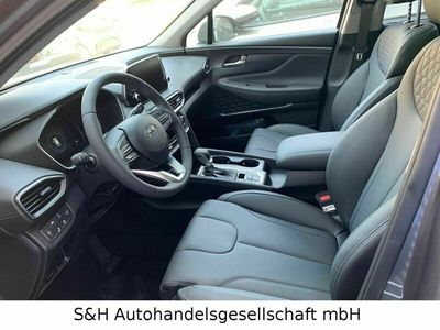 gebraucht Hyundai Santa Fe Premium 4WD