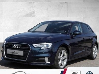 gebraucht Audi A3 Sportback 1.6 TDI sport Navi Xenon AHK