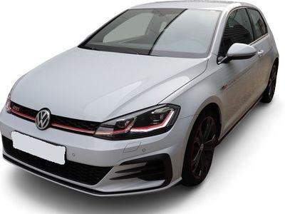 gebraucht VW Golf VII Golf2.0 TSI DSG GTI Performance Navi LED