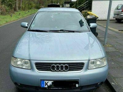 gebraucht Audi A3 zu verkaufen export als Kleinwagen in Porz