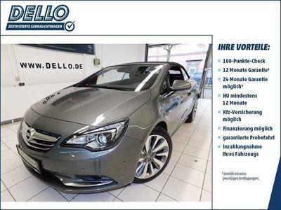 gebraucht Opel Cascada 1.6 T Ultimate Navi LED PDC Rüka BT