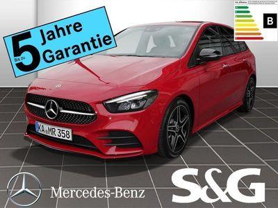 gebraucht Mercedes B180 AMG-Line LED/Navi-Pre/7G-DCT/18LMR/Surrou