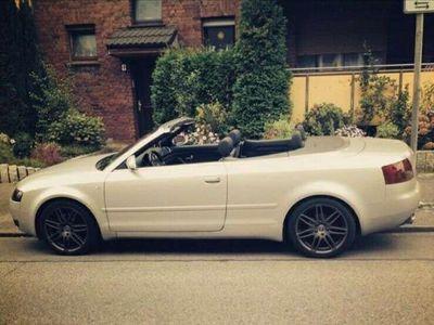 gebraucht Audi A4 Cabriolet 2.4 Prins Gasanlage