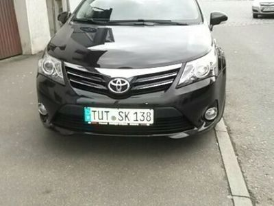 gebraucht Toyota Avensis Combi 1.8 Multidrive Edition