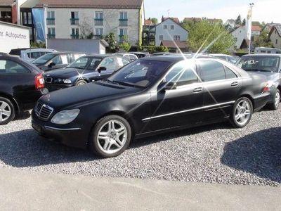 gebraucht Mercedes S400 CDI,Leder,Schiebedach,Automatik,