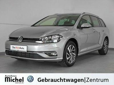 gebraucht VW Golf VII SOUND VII Variant 1.0 TSI ACC Navi Klima PDC