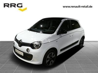 gebraucht Renault Twingo SCe 70 Limited Sitzpaket Faltdach + wenig