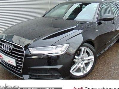 gebraucht Audi A6 Avant S line 3.0 TDI quattro S tronic Matrix