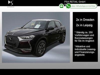 gebraucht DS Automobiles DS3 Crossback PureTech 100 CHIC-LED-RADIO DAB-ZWEIFARBIG