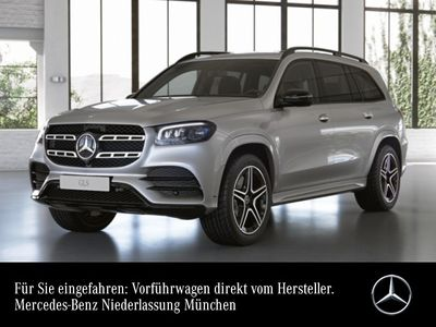 gebraucht Mercedes GLS350 d 4M AMG WideScreen 360° Stdhzg Multibeam