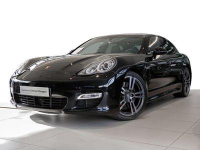gebraucht Porsche Panamera Turbo *** Ferrari Berlin***