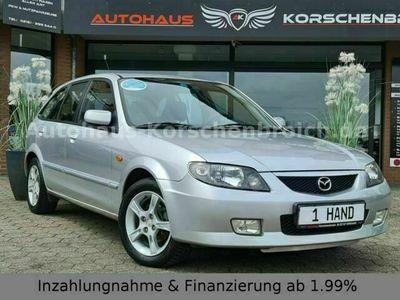 gebraucht Mazda 323F 1.6 Sportive*1.Hand*Klima*Kein Rost*Tüv