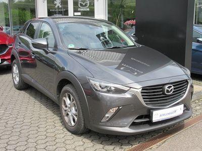 gebraucht Mazda CX-3 120 PS EXCLUSIVE-LINE/AUTOMATIK/