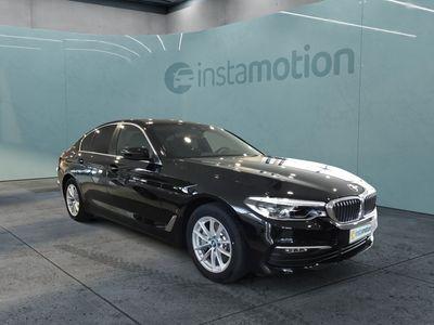 gebraucht BMW 530 530 e Businesspaket Navi Head Up Leasing EUR 489-- inkl. Umweltbonus