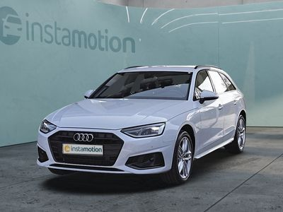 gebraucht Audi A4 A4Avant 40TDI S tronic adv./Leder/ACC/Navi+/AHK
