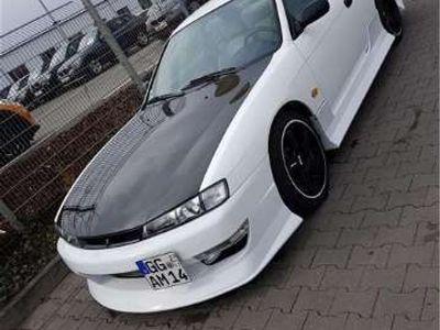 käytetty Nissan 200 SX Turbo 16V racing