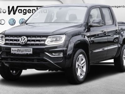 gebraucht VW Amarok Highline 3.0TDI DSG AHK+XENON+NAVI+STANDH.