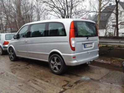 gebraucht Mercedes Viano 2.2 CDI kompakt Trend