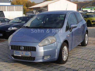gebraucht Fiat Grande Punto 1.4 8V Dynamic Klima/orig.61.000 km