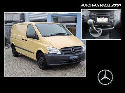gebraucht Mercedes Vito 113 CDI KA Flügeltüren AHK Zusatzh.