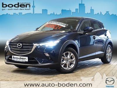 gebraucht Mazda CX-3 SKYACTIV-G 121 EXCLUSIVE-LINE ACAA PDC