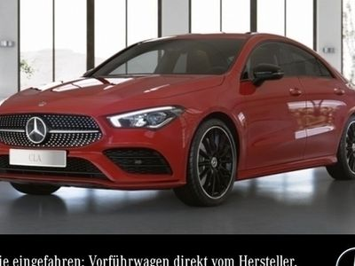 gebraucht Mercedes CLA250 Cp. AMG LED Night Kamera Totwinkel PTS