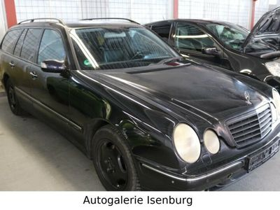 gebraucht Mercedes E280 E280 T 4MATIC AVANTGARDE GAS/BENZIN
