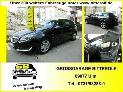gebraucht Opel Insignia ST 1.6CDTI Aut. EU6 Navi/Temp/PDC/74Tkm