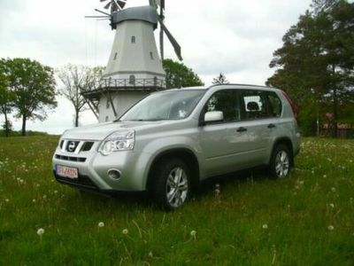 used Nissan X-Trail XE 4X4