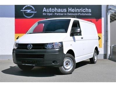 gebraucht VW Transporter T52.0 TDI Kasten-Kombi AHK/Parksensoren/ZV/Freisprecheinrichtung/Dachträger/Holzboden