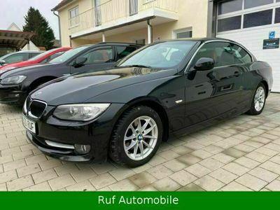 gebraucht BMW 318 Cabriolet i Sportsitze LEDER Xenon SHZ PDC