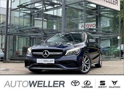 gebraucht Mercedes CLA45 AMG AMG4Matic AMG DCT 7G *Pano*Navi*