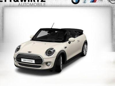 gebraucht Mini Cooper Cabriolet Aut. LED Navi Chili H&K Sports.
