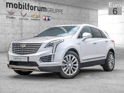 gebraucht Cadillac XT5 3.6L AWD AT Platinum SITZBELÜFTUNG W-LAN EU6