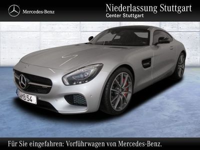 gebraucht Mercedes AMG GT S Coupe Memory Parktronic Pano comand SHZ