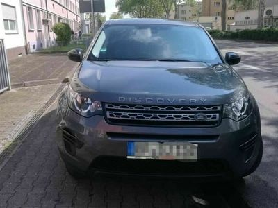 gebraucht Land Rover Discovery Sport TD4 HSE