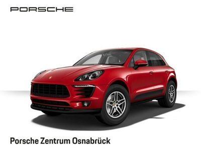 käytetty Porsche Macan Basis Grossdach Rückfahrkamera SHZ vorne