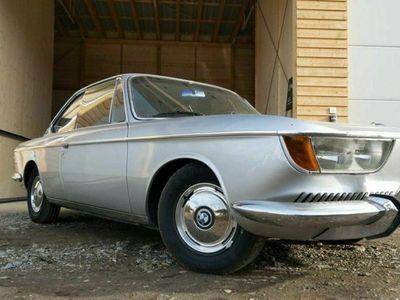 gebraucht BMW 2000 Coupe 1967 Alltagsklassiker