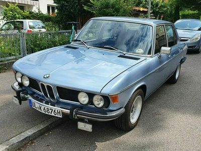 gebraucht BMW 2500 E31976 150PS