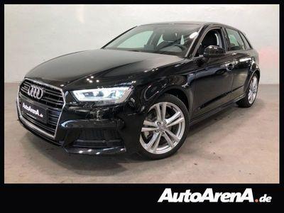 gebraucht Audi A3 Sportback 40 TFSI quattro sport **Sitzheizung