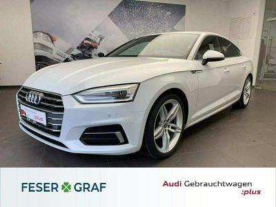gebraucht Audi A5 Spb 35 TDI S tronic sport - AHK - S line -