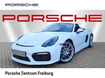 gebraucht Porsche Boxster Spyder 3.8 PDLS Sportabgasanlage