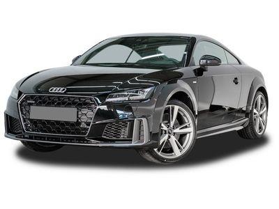 gebraucht Audi TT Coupé 45 TFSI Q 2x S LINE VIRTUAL NAVI+ LED