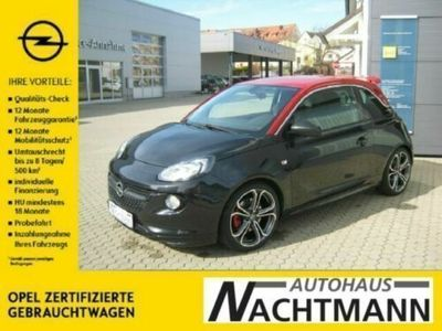 käytetty Opel Adam S,INTELLILINK,SITZHEIZUNG,RECARDO,DAB
