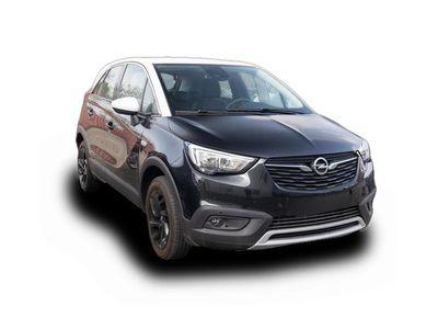 gebraucht Opel Crossland X 1.2 INNOVATION PARK&GO NAV SHA VZA