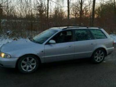 gebraucht Audi A4 mit Tüv