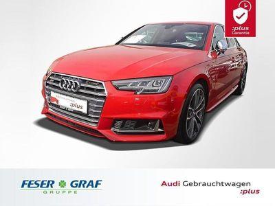 gebraucht Audi S4 Limousine Lim 3.0 TFSI qu.tiptronic Matrix+virtual c