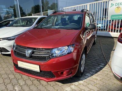 gebraucht Dacia Logan MCV Ambiance 1.2 16V 75 Klimaanlage